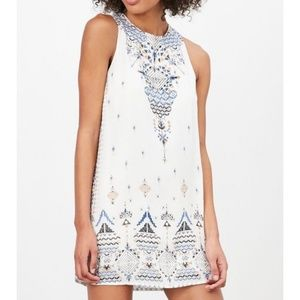 Ecote Urban Outfitters Guinevere Frock Dress